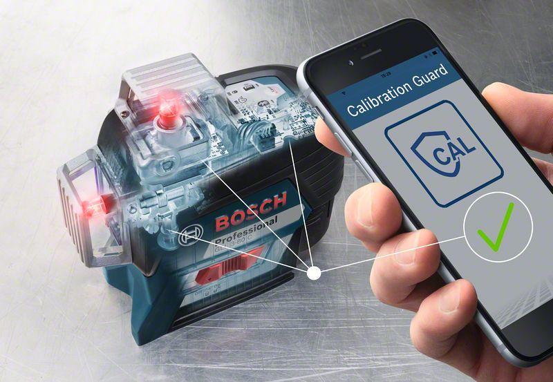 Bosch Entfernungsmesser Plr 40 C Weu : Bosch gll 3 80 c professional linienlaser 0601063r02