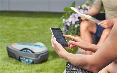 gardena smart sileno city 500 set smart system m hroboter. Black Bedroom Furniture Sets. Home Design Ideas