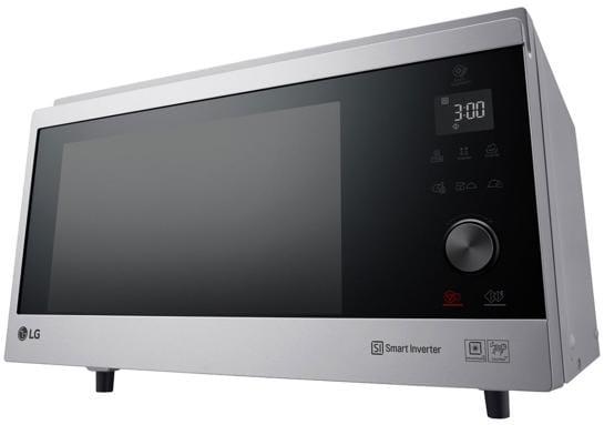 lg mj3965acs hybrid hei luftofen dampfgarer grill mikrowelle 1100 watt edelstahl. Black Bedroom Furniture Sets. Home Design Ideas