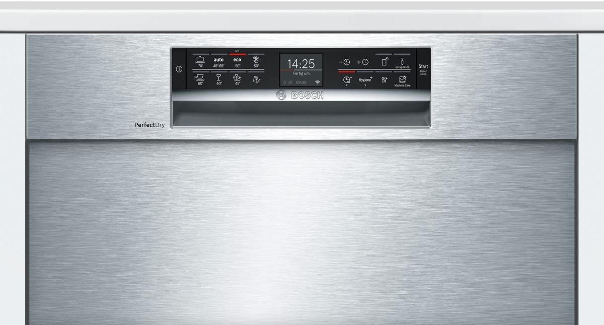 Bosch smu68ts06e a unterbau geschirrspüler 60cm breit 14