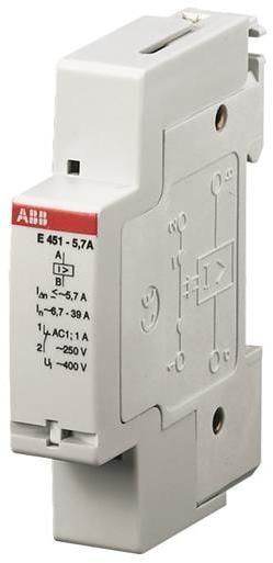 ABB  E452-5,7A Lastabwurfrelais