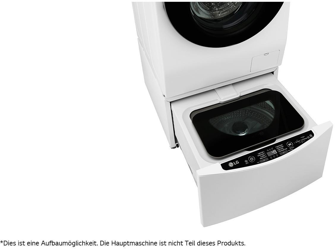 lg f1wm17twin twinwash 17 kg 3 5 kg a waschmaschine bestehend aus f11wm17vt2 t7wm3p5mini. Black Bedroom Furniture Sets. Home Design Ideas