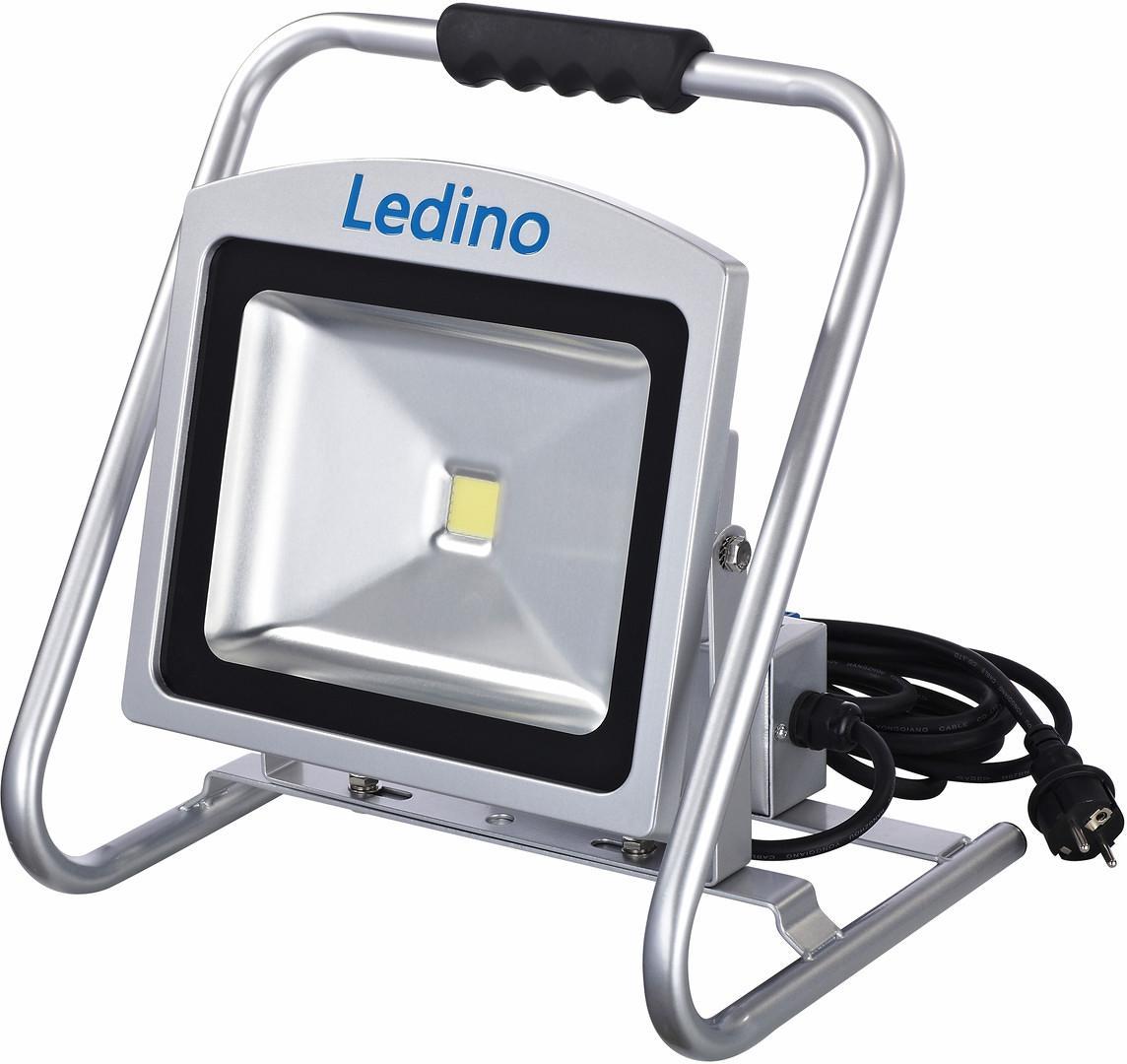 Ledino Dahlem 50scd 50w Led Strahler Mit Steckdose 11160506002011
