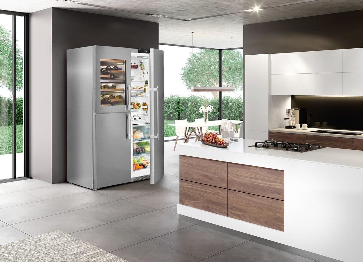 Side By Side Kühlschrank Finanzierung : Liebherr sbses premiumplus a side by side kühl