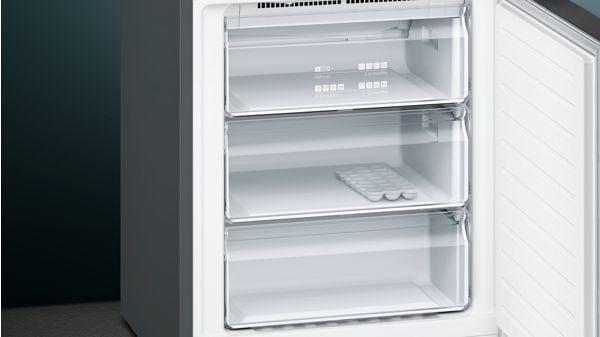 Siemens Kühlschrank 80 Cm Breit : Siemens kg nxx a iq a kühl gefrierkombination liter