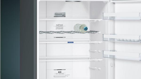 Siemens Kühlschrank 70 Cm : Siemens kg nxx a iq a kühl gefrierkombination liter