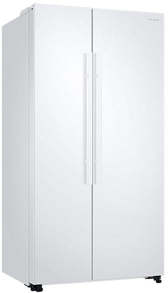 Samsung Rs6kn8101ww A Side By Side Kombination Total No Frost