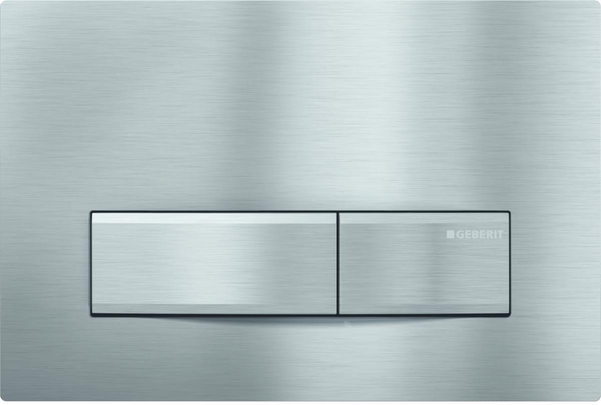 Geberit Sigma 50 Betätigungsplatte Für 2 Mengen Spülung Chrom