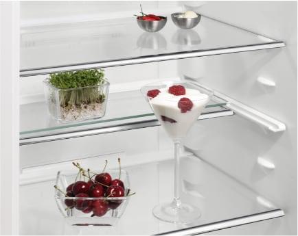Aeg Integrierbare Kühlschränke : Aeg sfs caf a integrierbarer einbau kühlschrank l cm
