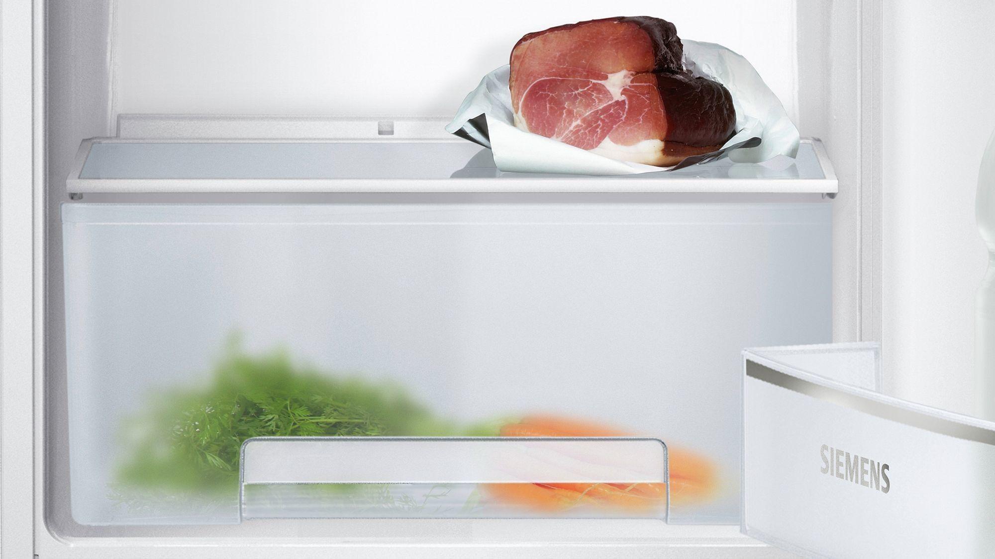 Siemens Kühlschrank Unterschiede : Siemens ki24rv60 iq100 a integrierbarer kühlschrank weiß 54 1 cm
