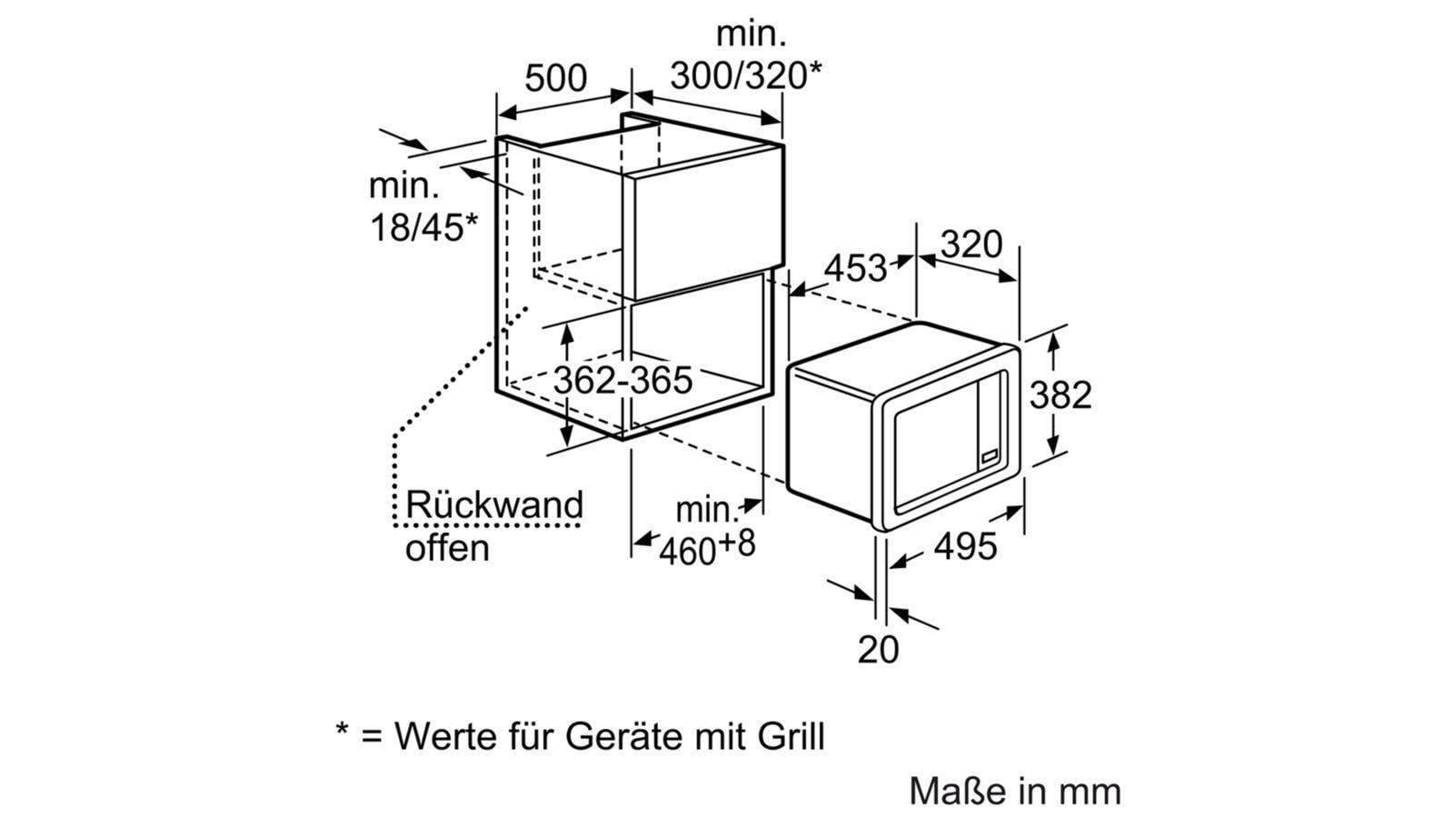 einbau mikrowelle neff hw5350n h53w50n3 edelstahl von neff bei elektroshop wagner. Black Bedroom Furniture Sets. Home Design Ideas