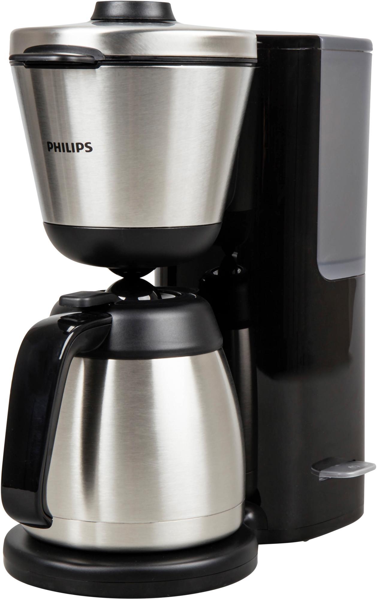philips hd7697 90 kaffeemaschine thermokanne 15 tassen. Black Bedroom Furniture Sets. Home Design Ideas
