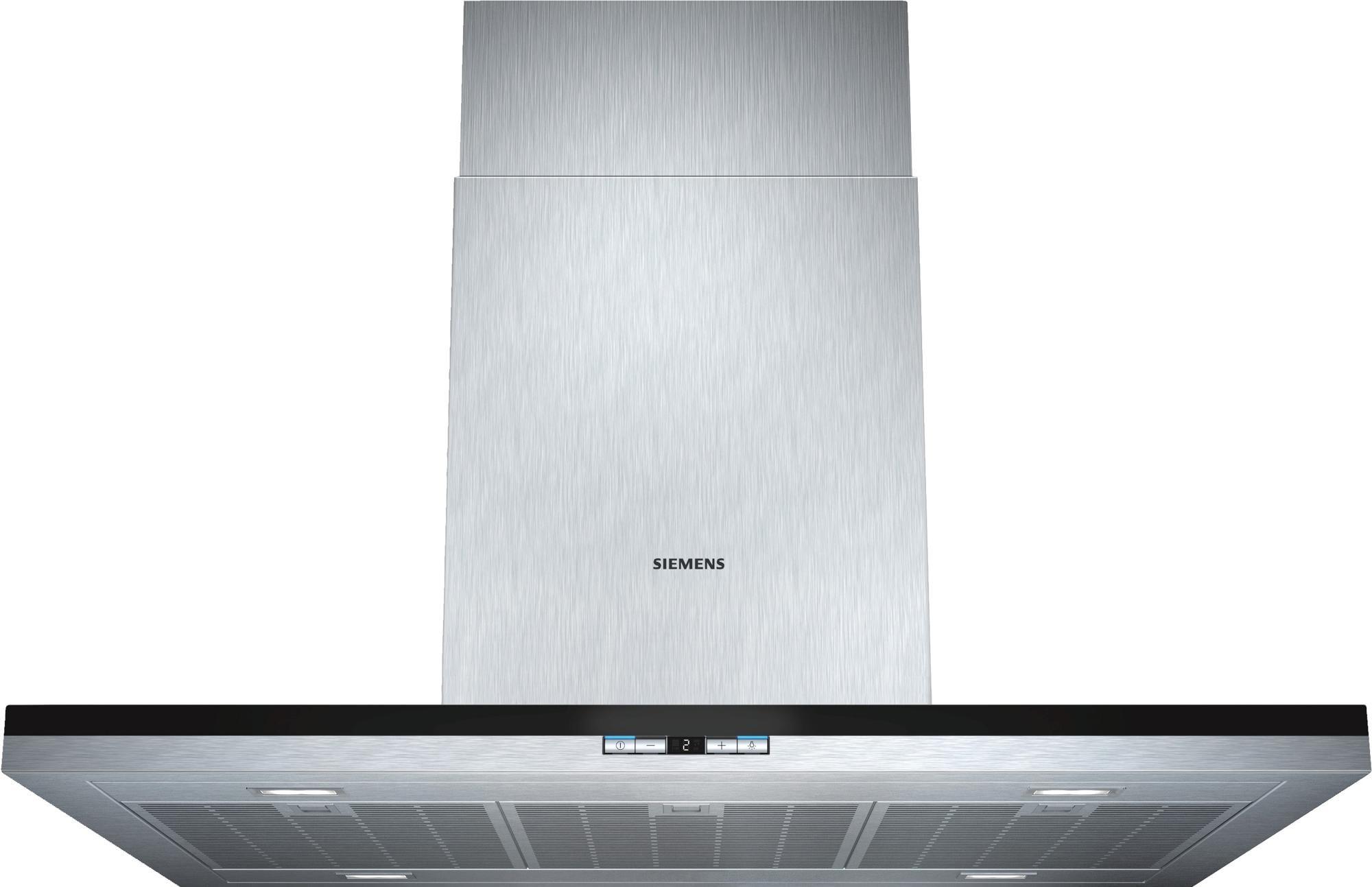 Siemens LF98BC542 A+ Inselhaube, 90 Cm Breit, Ab  U0026 Umluft, Edelstahl