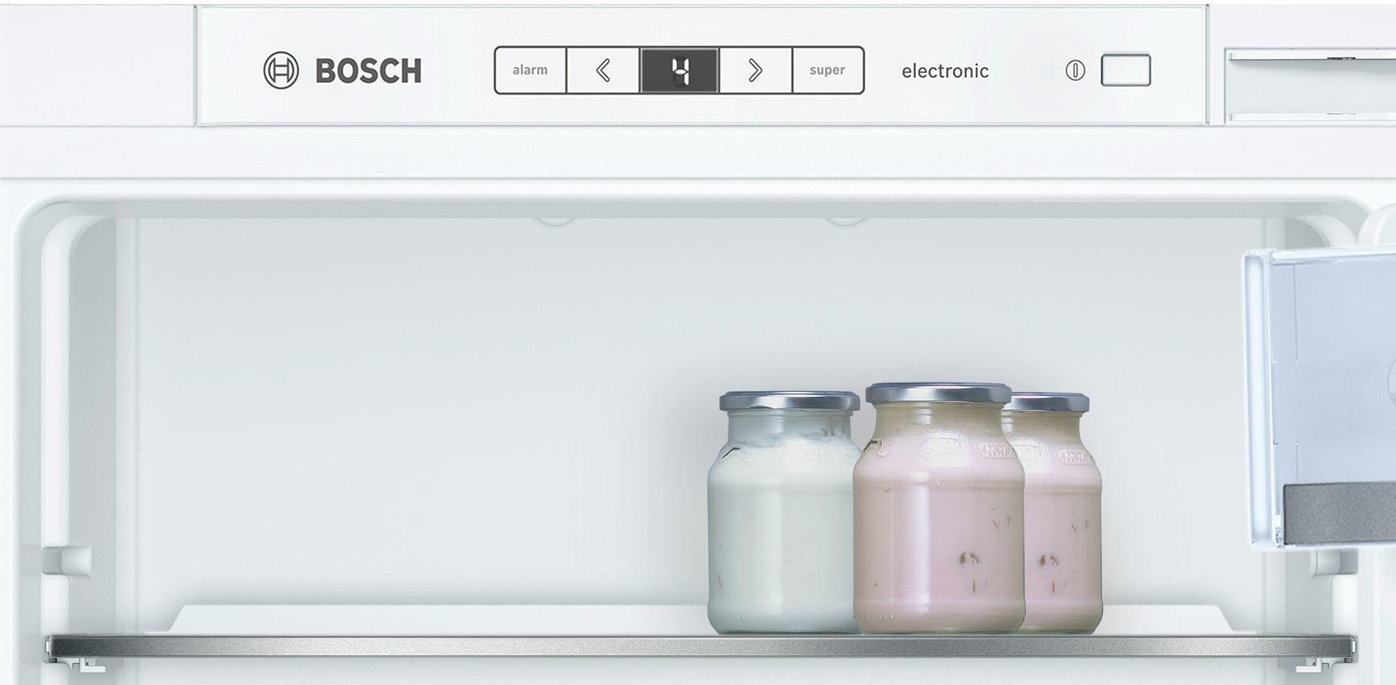 bosch kir21ad40 a einbau k hlschrank 55 8 cm breit touchcontrol bedienung wei von bosch. Black Bedroom Furniture Sets. Home Design Ideas