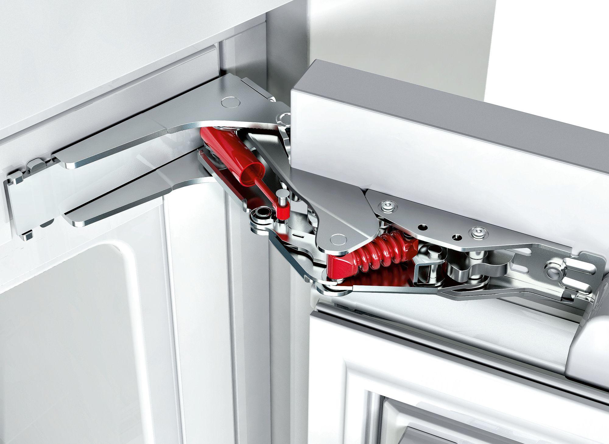 Bosch Kühlschrank Klein : Bosch kir21ad40 a einbau kühlschrank weiß 55 8 cm breit