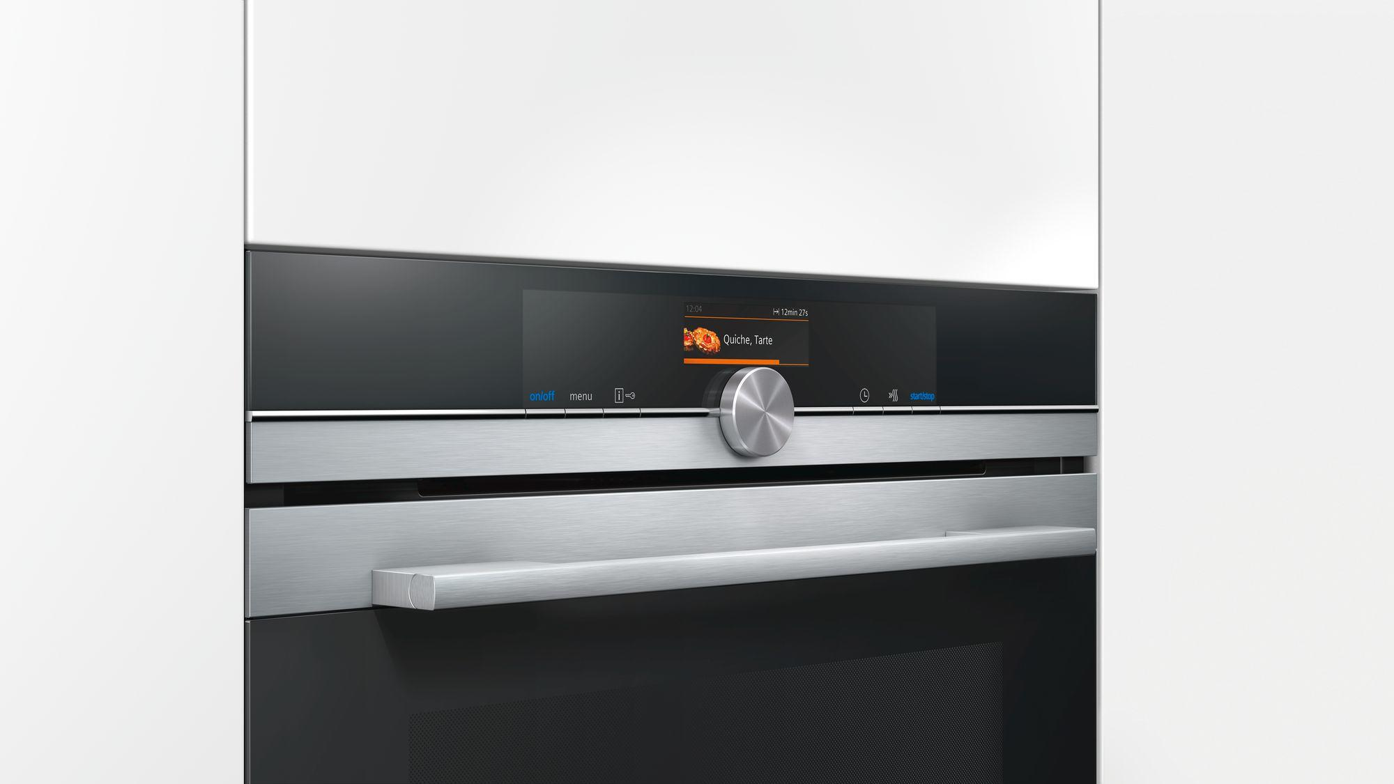 Siemens Kühlschrank Schwarz : Siemens hb gbs iq a einbaubackofen l tft touchdisplay