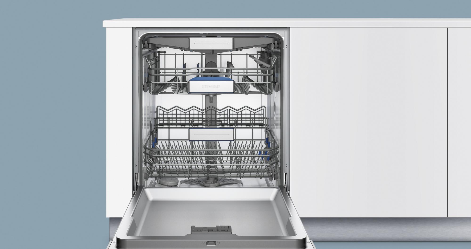 Siemens Kühlschrank 70 Cm Breit : Siemens sn p eu speedmatic a integrierbarer geschirrspüler