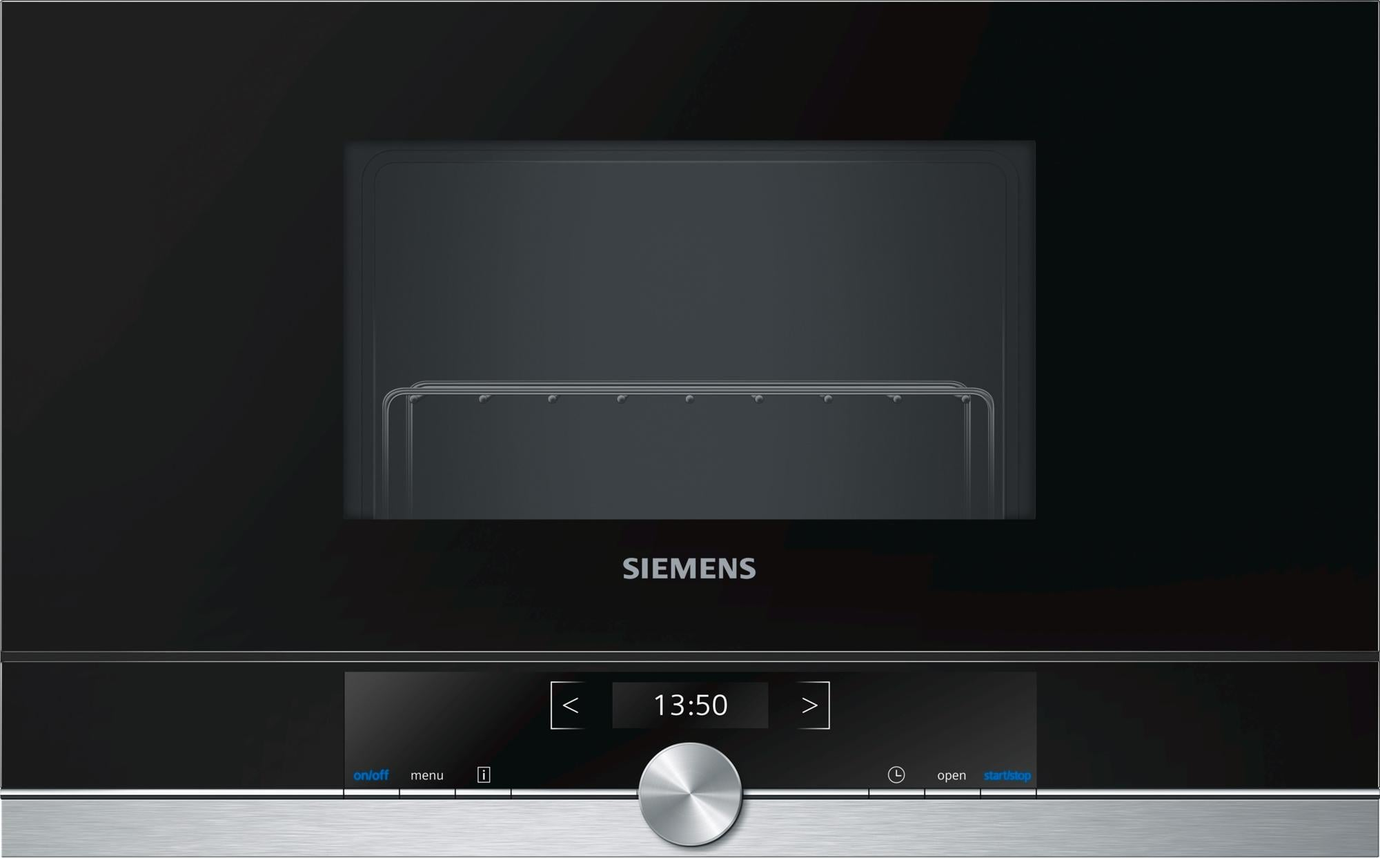 Siemens Kühlschrank 45 Cm Breit : Siemens be lgs einbau mikrowelle w edelstahl cookcontrol