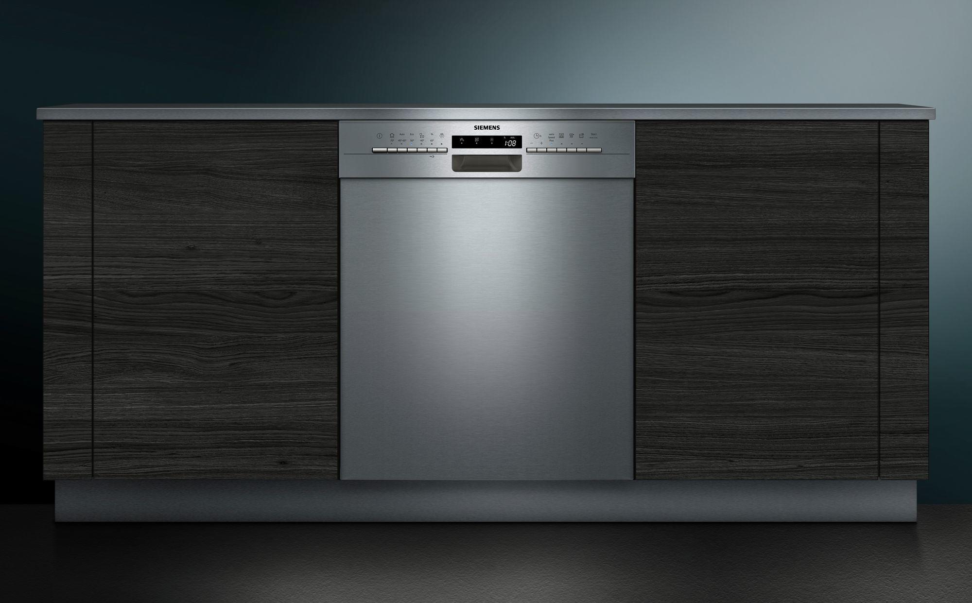 Siemens Kühlschrank Silber : Siemens sn s ge a unterbau geschirrspüler edelstahl cm