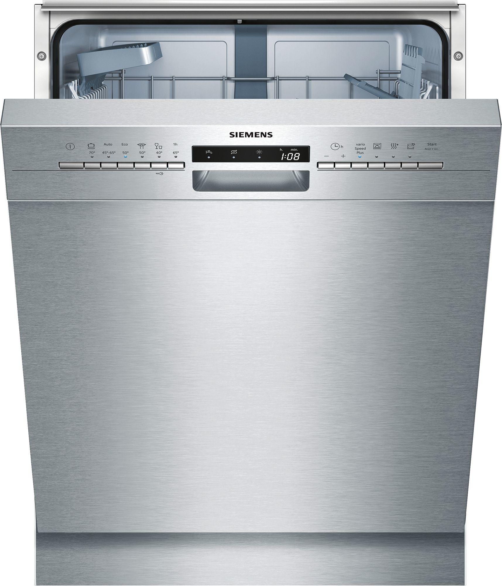 Siemens Sn436s01ce A Unterbau Geschirrspuler 60 Cm Breit