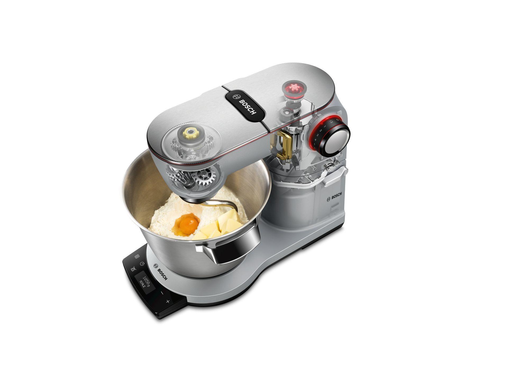 Bosch Mum9ax5s00 Kuchenmaschine 1500 W 3d Ruhrsystem