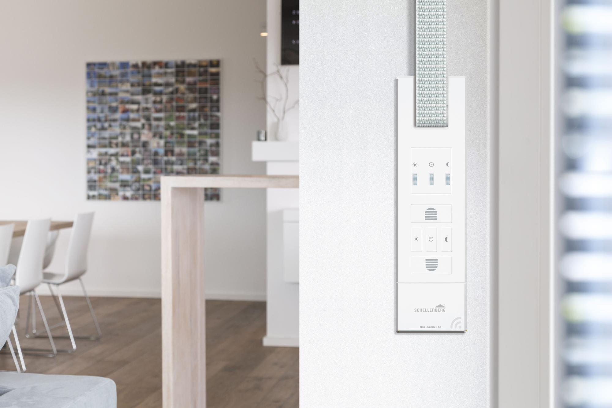 schellenberg rollodrive 65 premium elektronischer gurtwickler 10528 von schellenberg bei. Black Bedroom Furniture Sets. Home Design Ideas