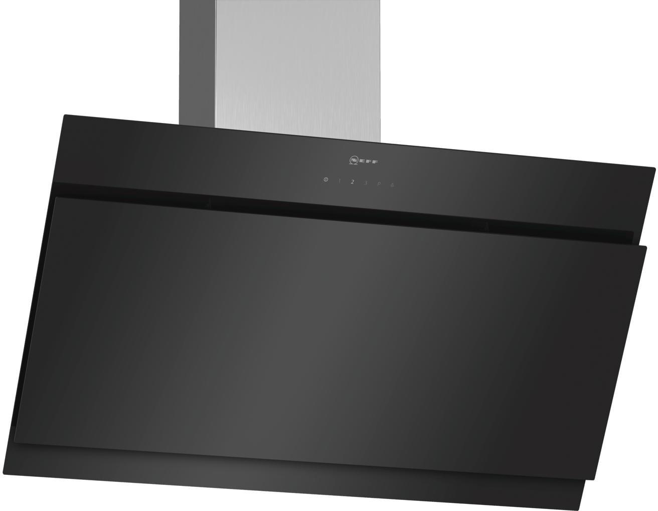 neff dihm951s d95ihm1s0 kopffrei dunstabzugshaube 89 cm. Black Bedroom Furniture Sets. Home Design Ideas