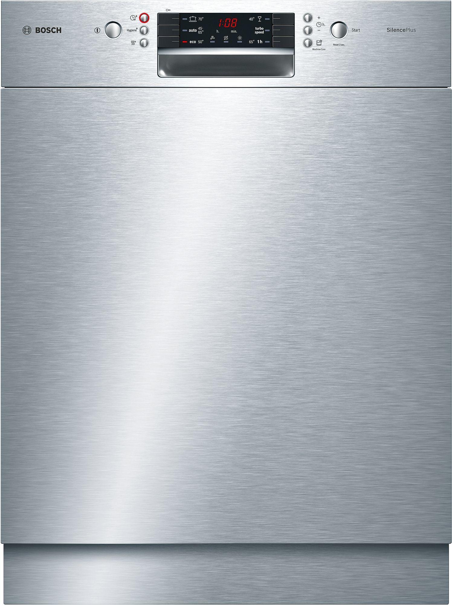 Bosch SMU46GS01E A++ Unterbau Geschirrspüler, 60 Cm Breit, 12 Maßgedecke,  AquaStop