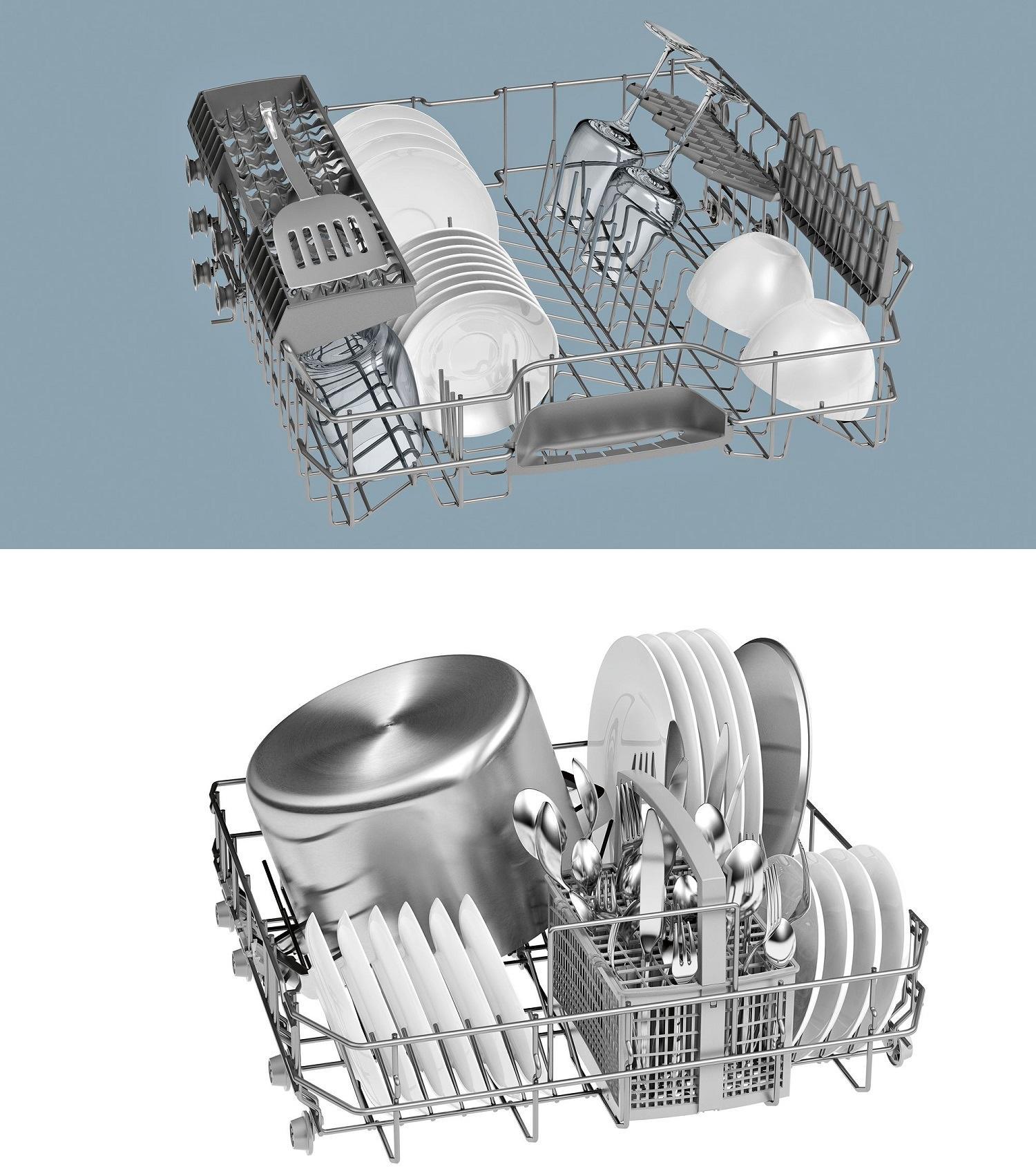 Siemens Kühlschrank 45 Cm Breit : Siemens sn ce a vollintegrierbarer geschirrspüler cm