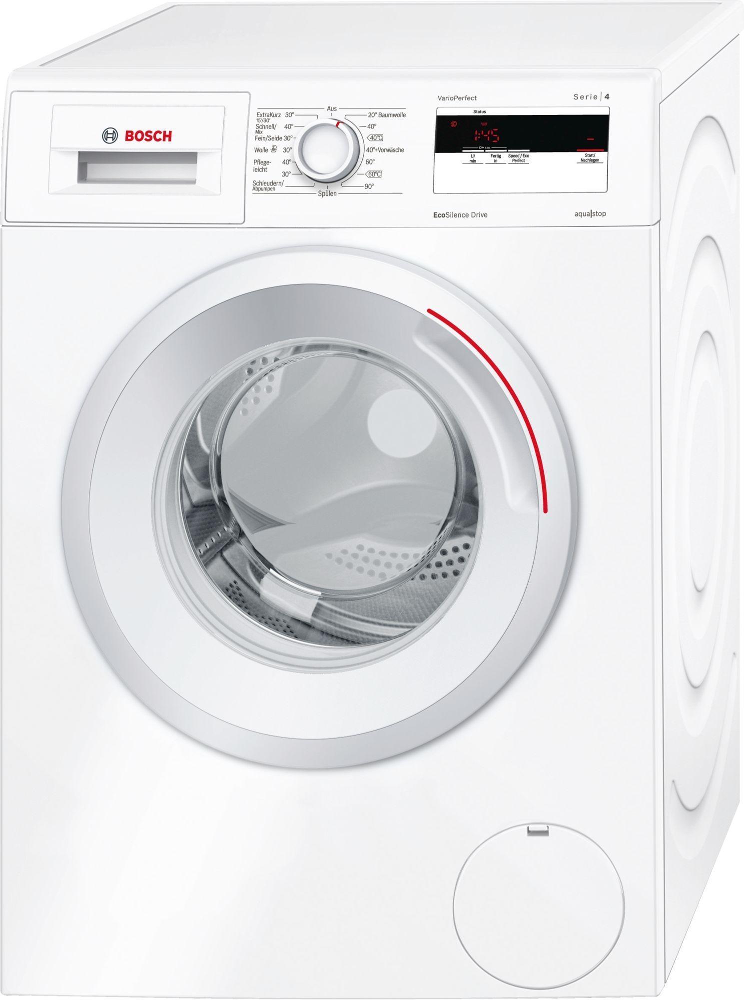 bosch wan280a1 6kg a waschmaschine 1400 u min ecosilence drive von bosch gro ger te bei. Black Bedroom Furniture Sets. Home Design Ideas