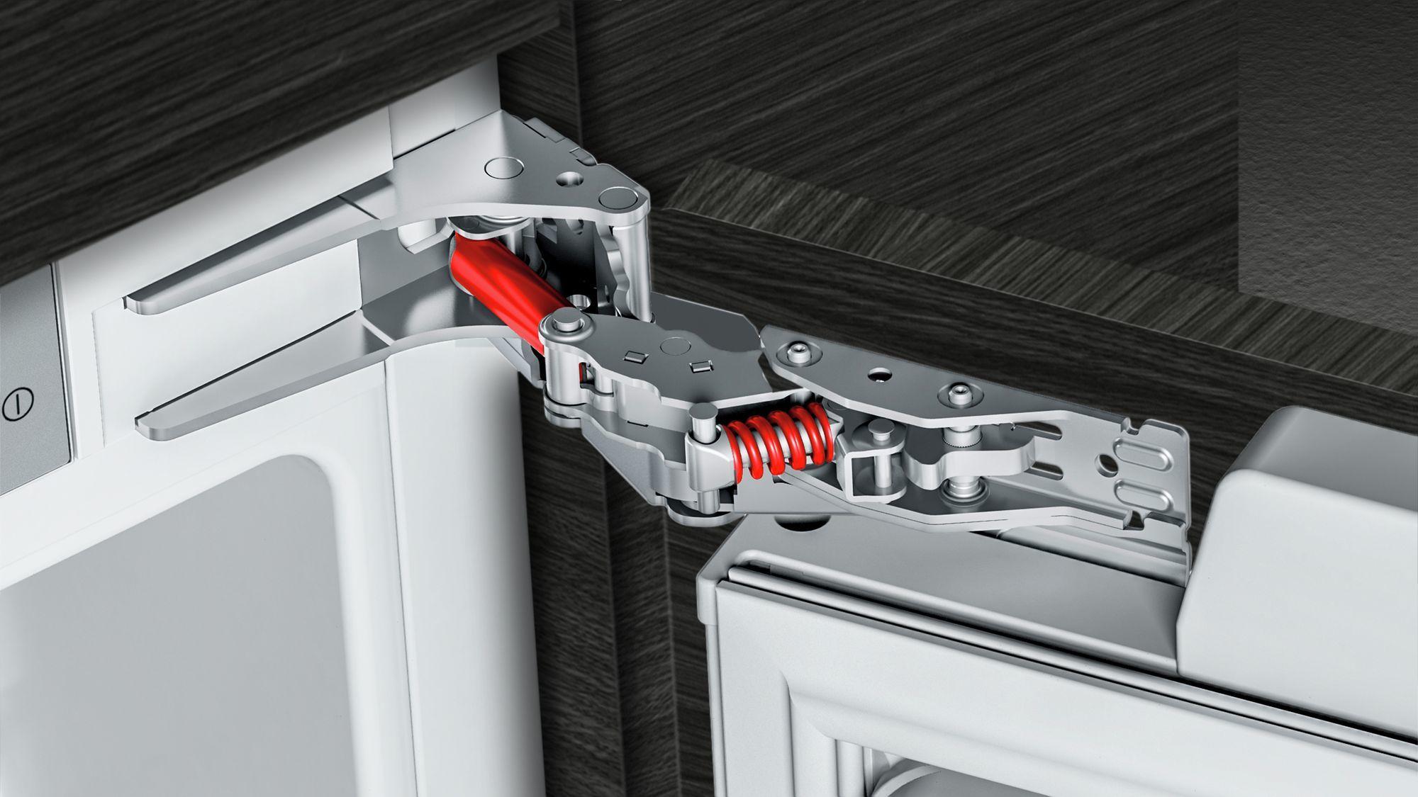 Siemens Kühlschrank Festtür Einbau : Siemens ki fad a einbau kühlautomat integrierbar smartcool