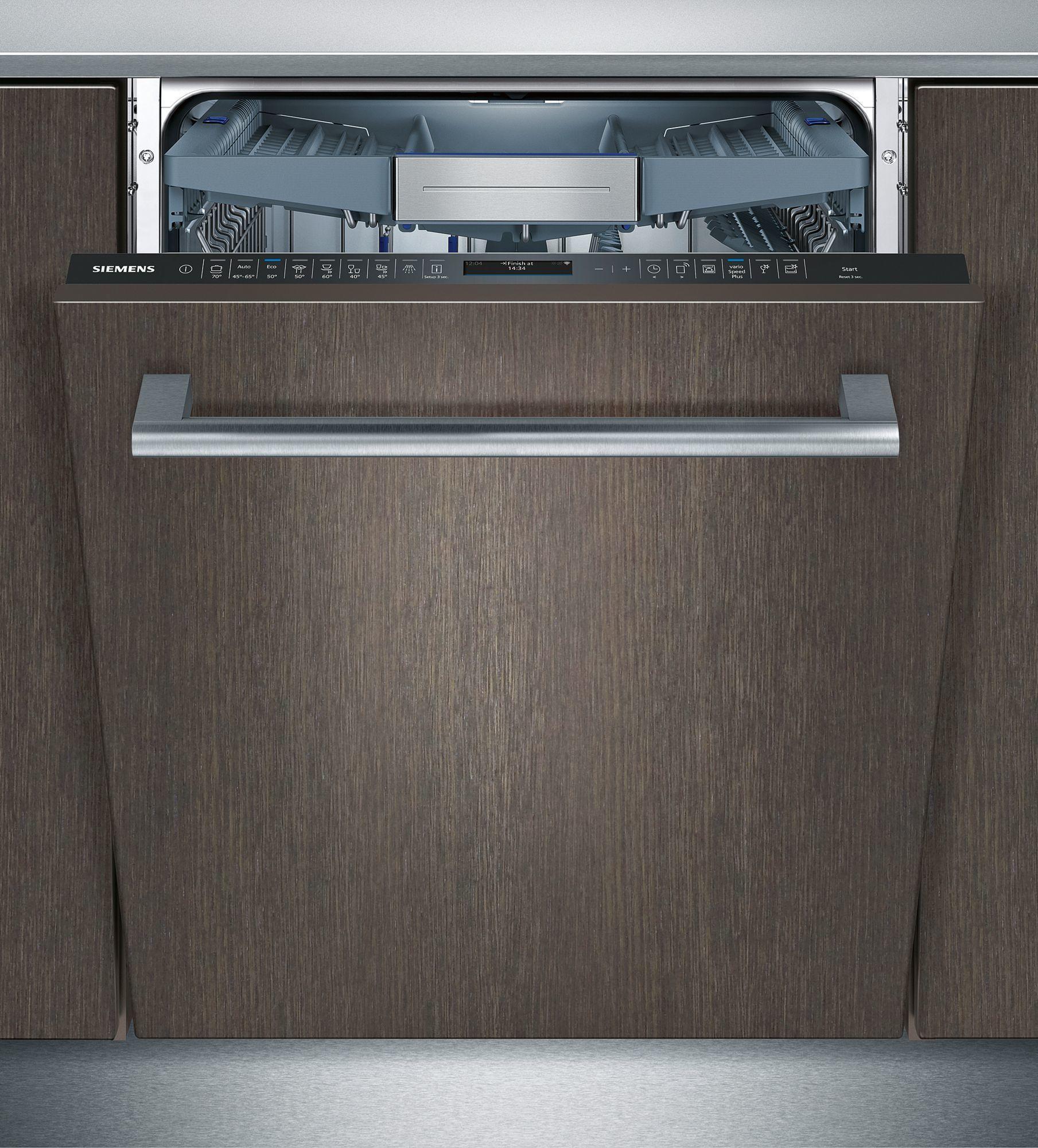 Siemens Sn658x06te A Vollintegrierbarer Einbau Geschirrspüler 14