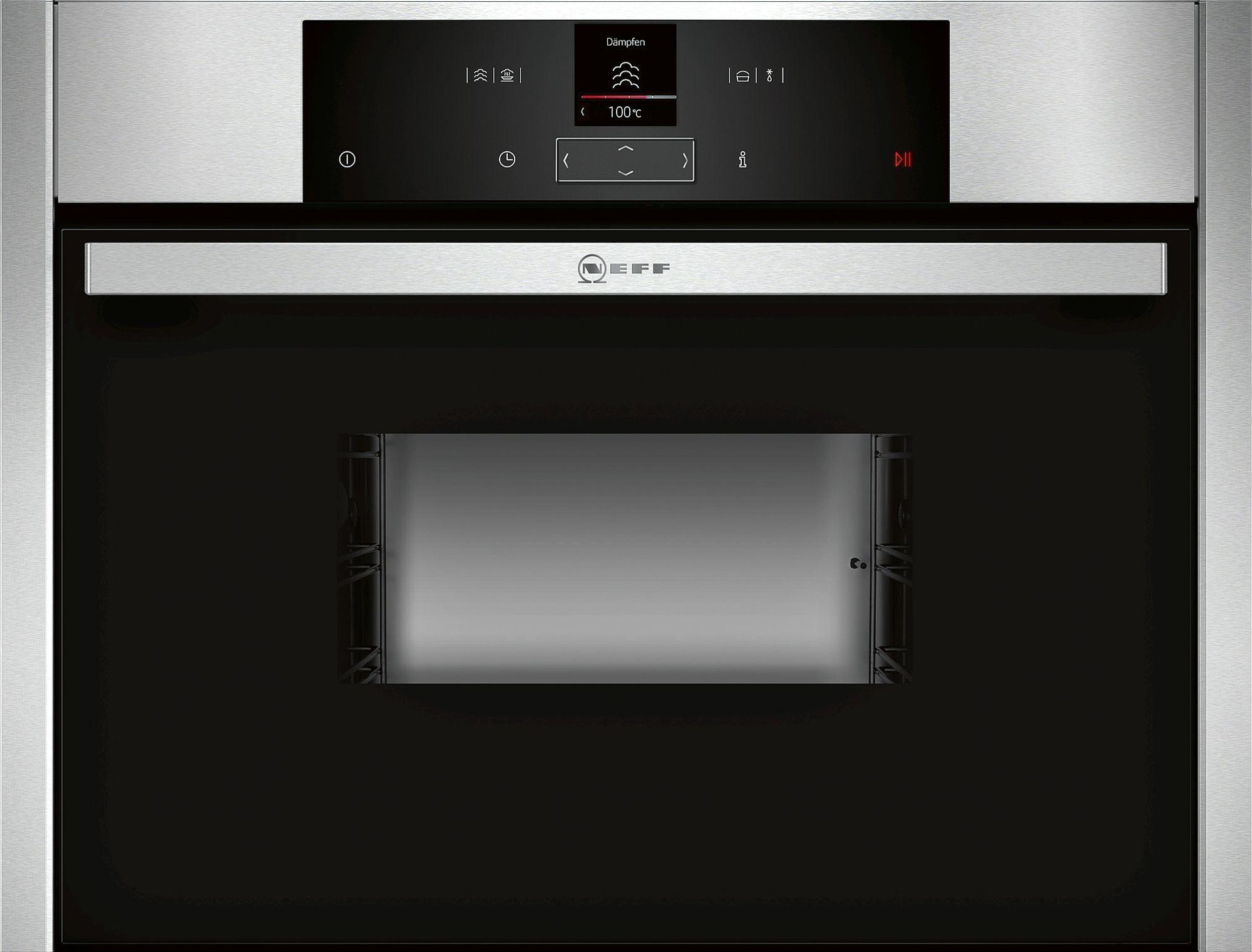 neff cdr1502n c15dr02n0 einbau kompaktdampfgarer von neff bei elektroshop wagner. Black Bedroom Furniture Sets. Home Design Ideas