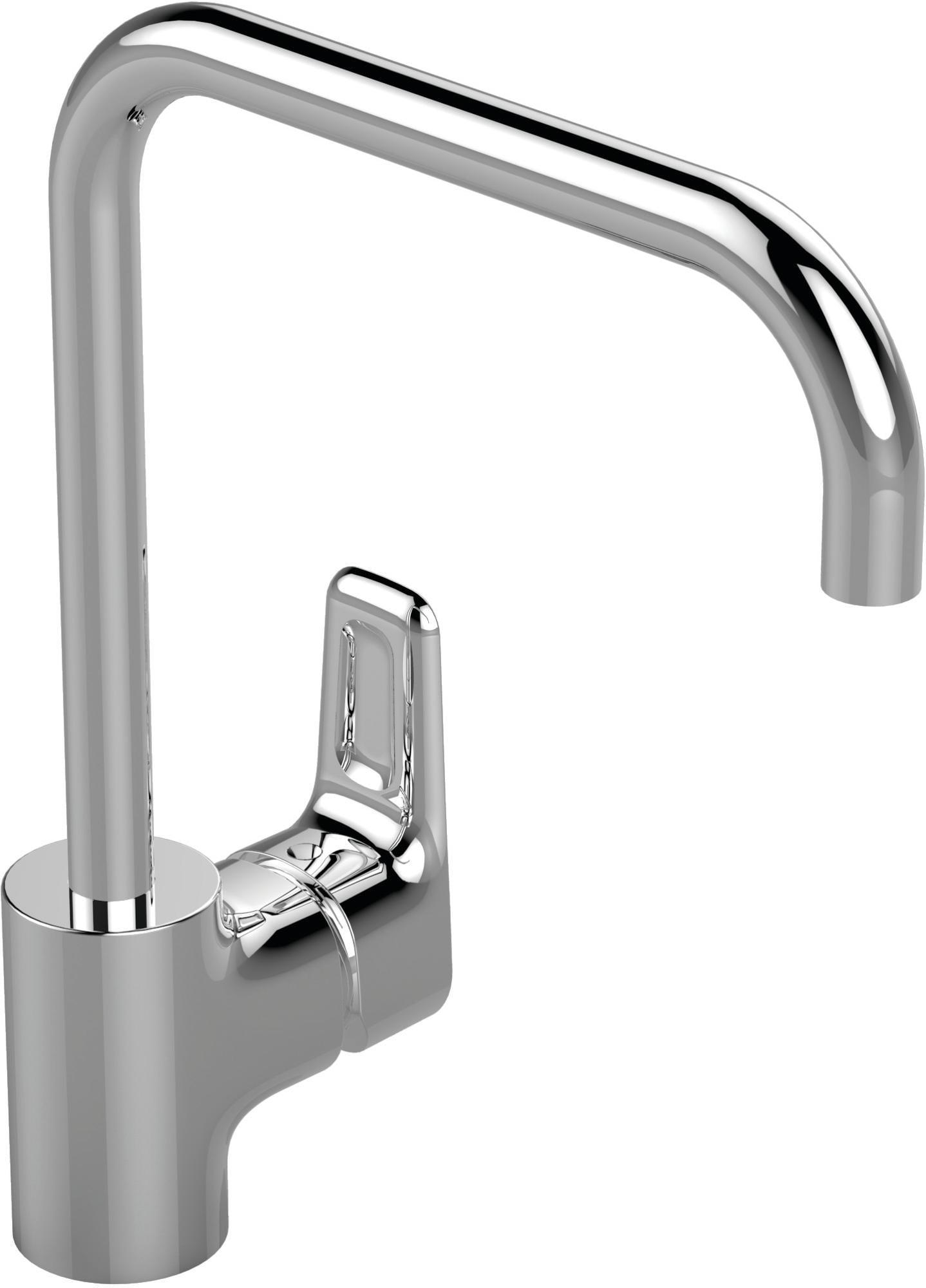 Ideal Standard CeraPlan III Küchenarmatur, hoher Auslauf, seitlicher ...