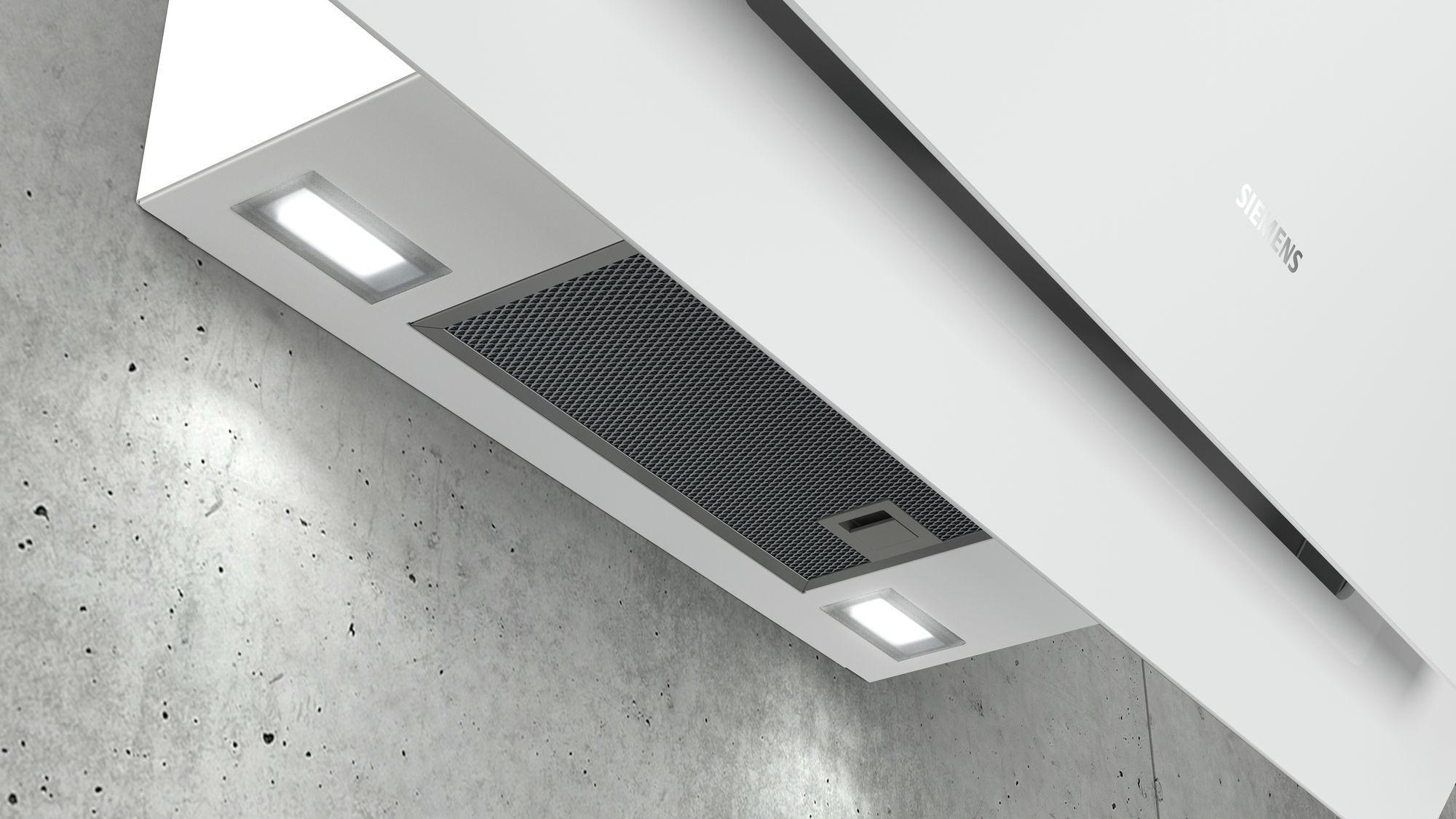 Siemens Kühlschrank 80 Cm Breit : Siemens lc khm wandhaube cm breit ab umluft weiß