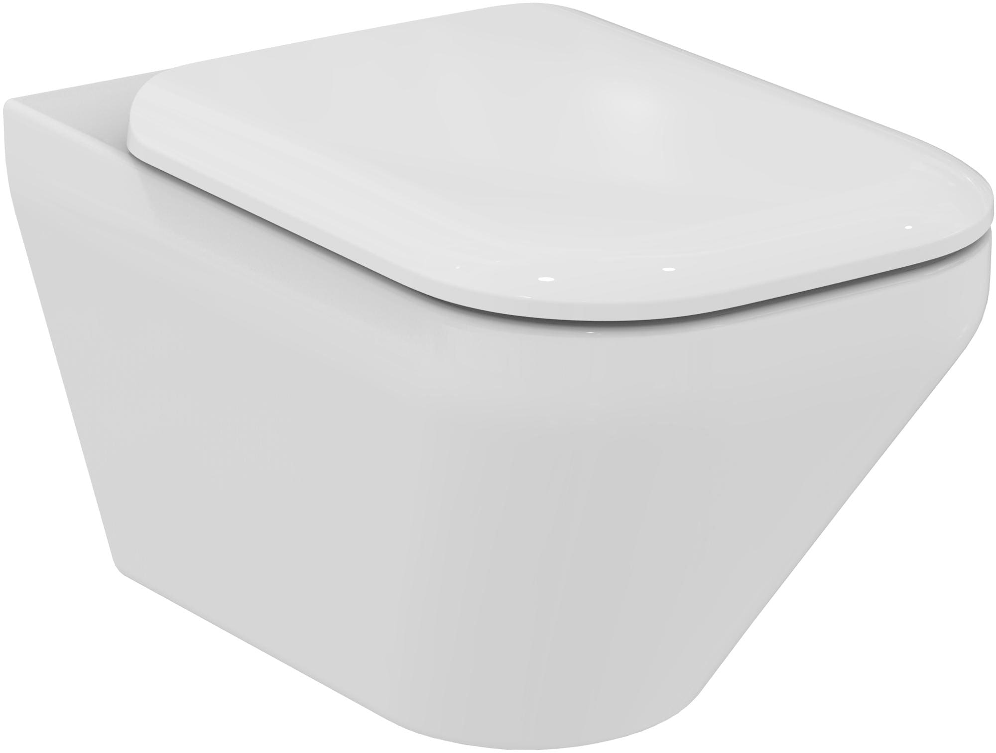 Extrem Ideal Standard Tonic II Wand-WC ohne Spülrand, weiß (K316301) von QJ61