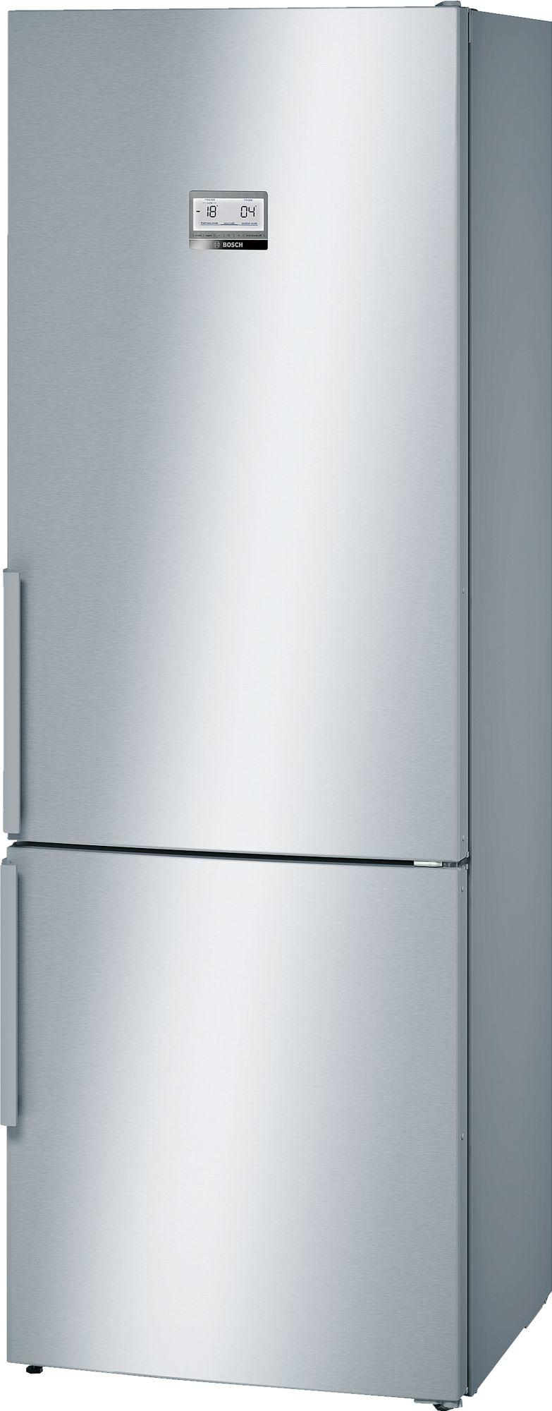 bosch kgn49ai40 a k hl gefrierkombination edelstahl 70 cm breit nofrost von bosch. Black Bedroom Furniture Sets. Home Design Ideas