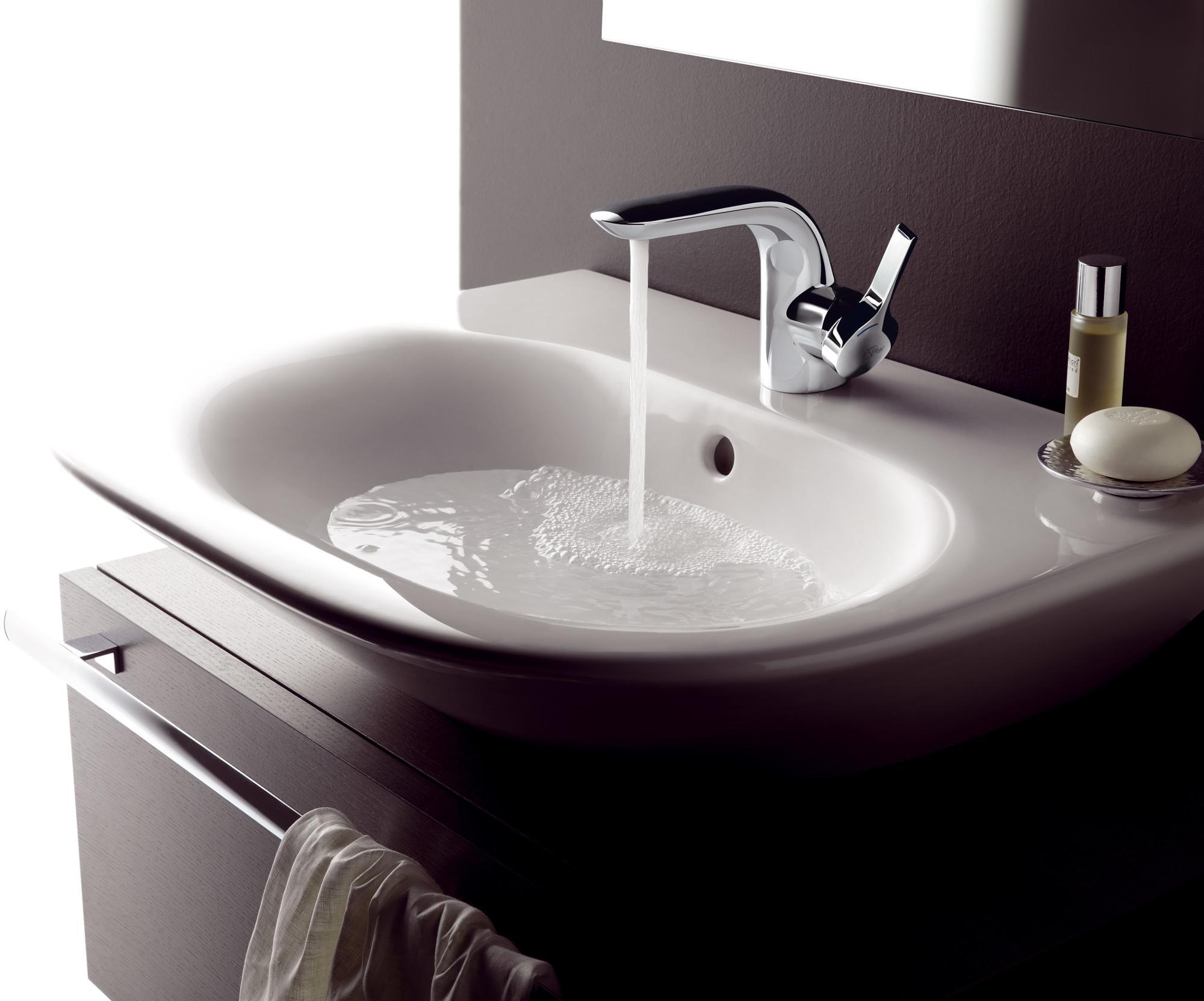 Ideal Standard Melange Waschtischarmatur Chrom A4258aa Von Ideal