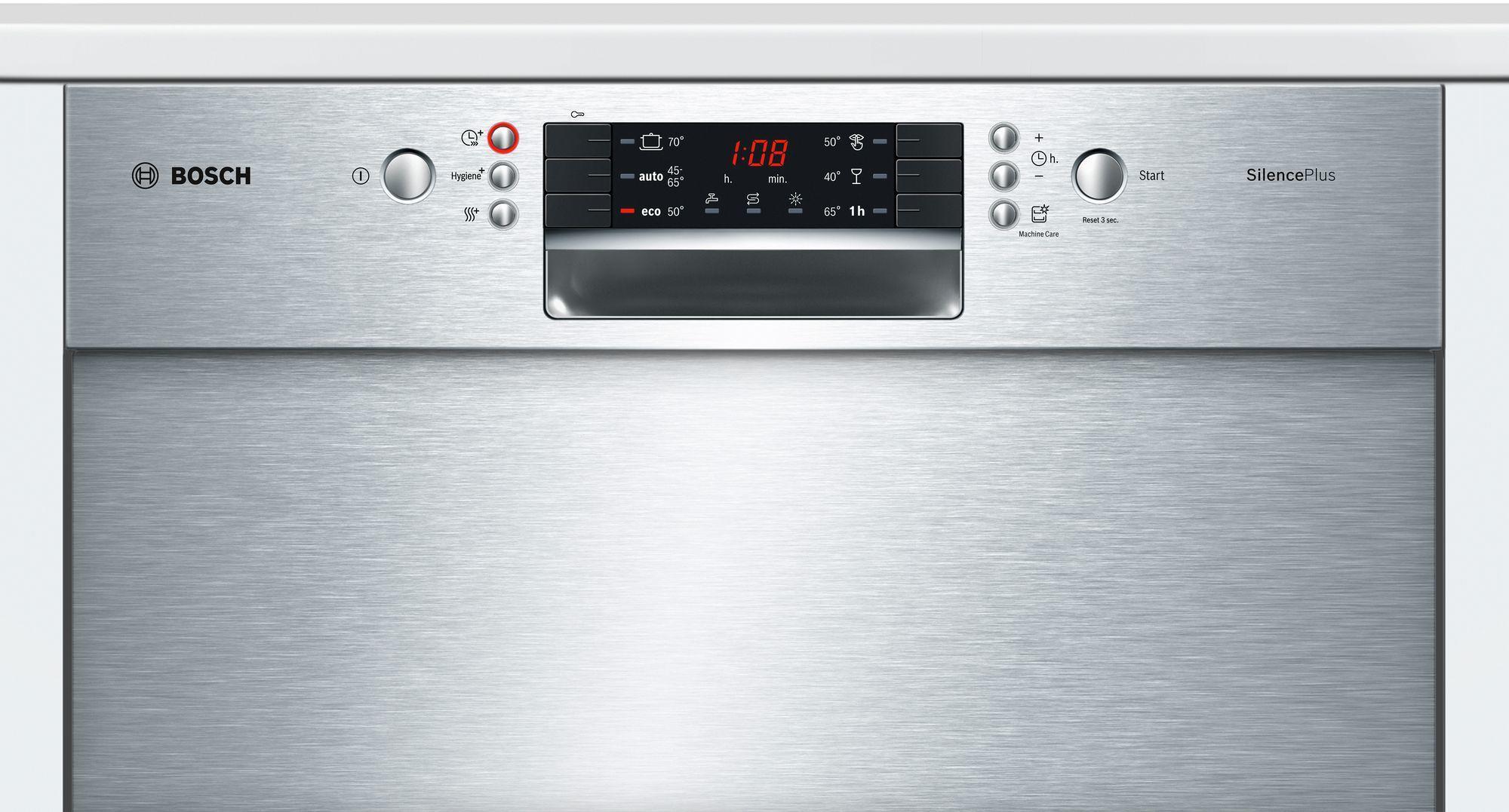 Bosch smu46cs01e a unterbau geschirrspüler 60cm breit 13