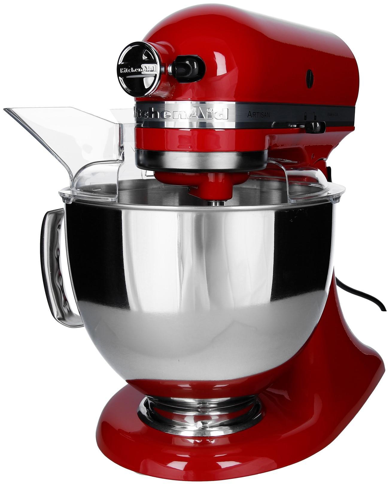 Kitchenaid 5KSM175PSEER Artisan, Küchenmaschine, 300 W ...