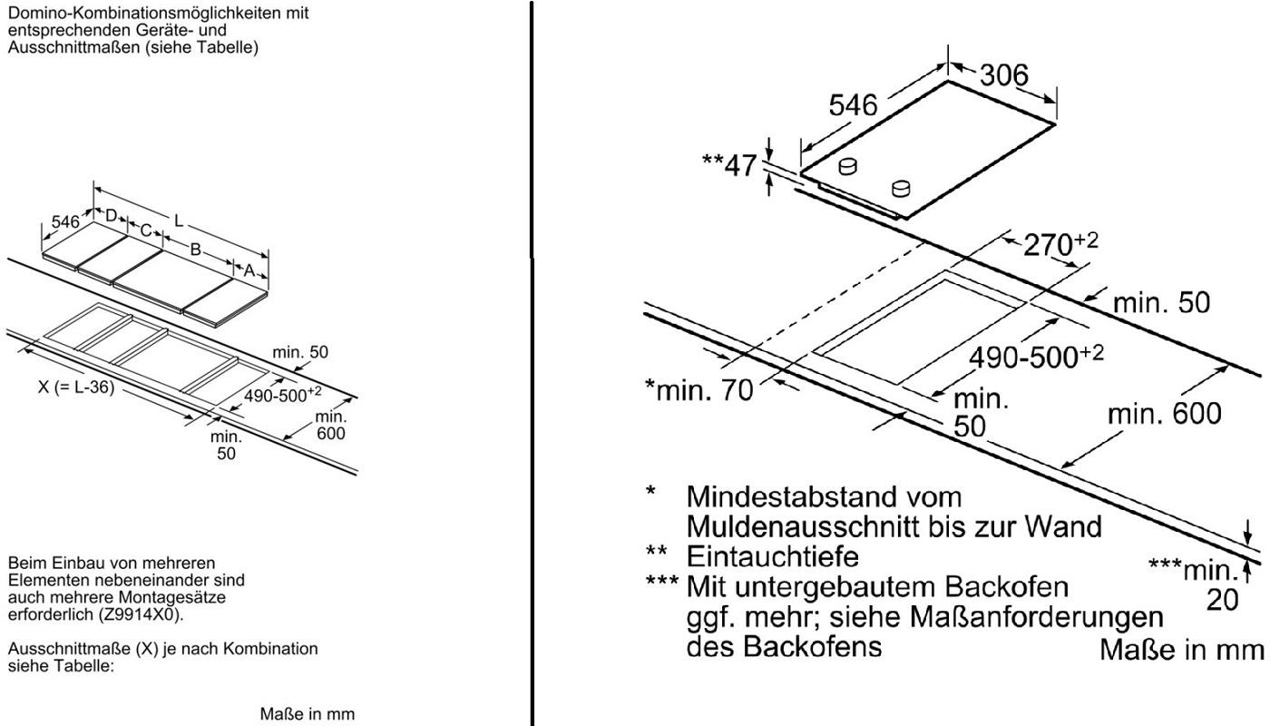 neff ntk1320 n13tk20n0 glaskeramik kochstelle domino. Black Bedroom Furniture Sets. Home Design Ideas
