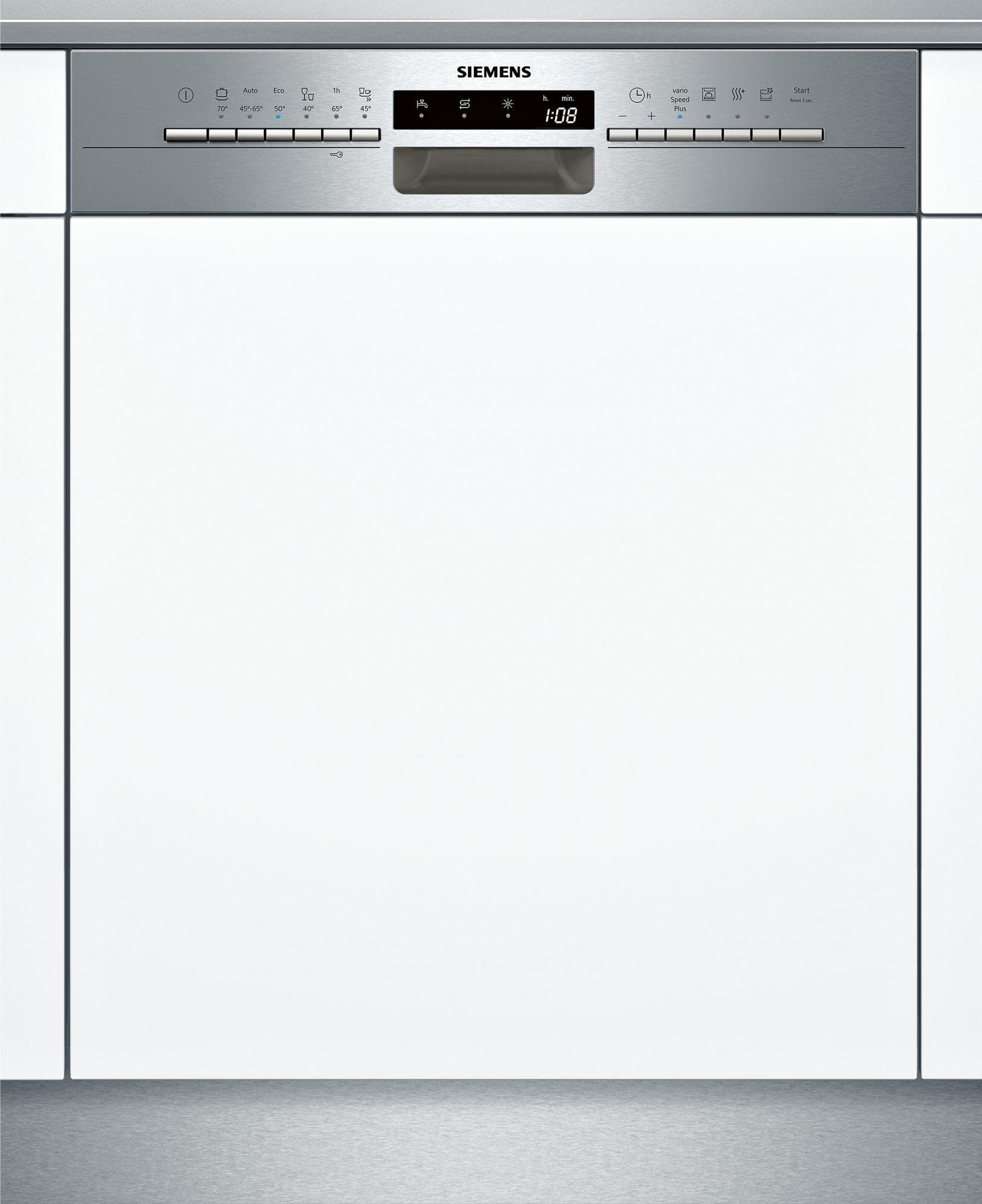 siemens sn536s07ie iq300 a integrierbarer einbau. Black Bedroom Furniture Sets. Home Design Ideas