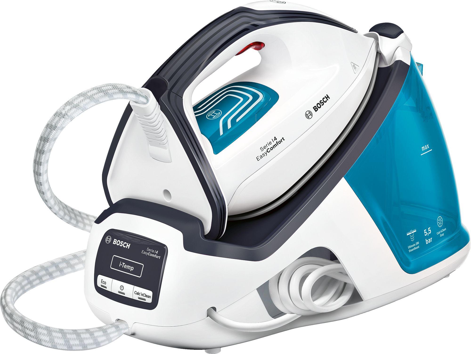 Bosch Bügeleisen Dampfbügeleisen Sensixx/'x EasyComfort I-Temp Advance System